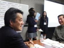 $フリー・ザ・チルドレン・ジャパン-岡田外務大臣