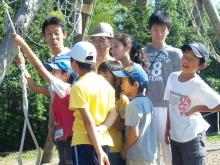 フリー・ザ・チルドレン・ジャパン-FTCJ夏キャンプ