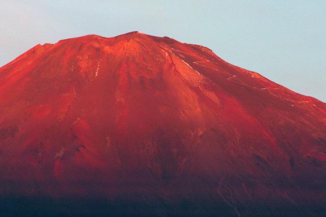 2010_10_31 赤富士