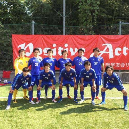 Iリーグ中国 プレーオフ 第1戦(2014:10:25 土)