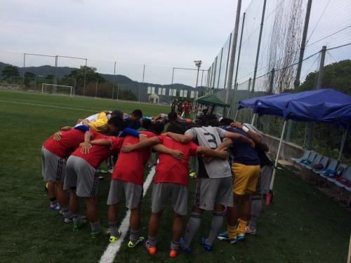 2014年度(第37回)中国L 第15節 vs広島大学(2014:10:12 日)2/3