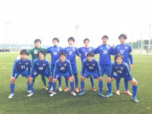 Iリーグ中国2014 プレーオフ第3戦(2014:11:8 土)