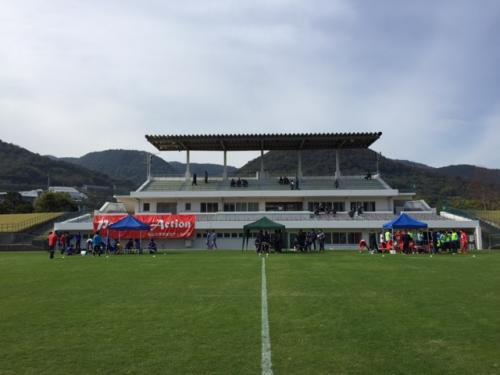 2014年度 中国・四国大学サッカーリーグ チャンピオンシップ(2014:11:16 日 1/4
