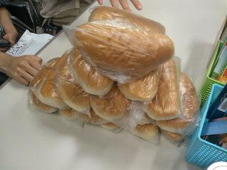 福田パン大量