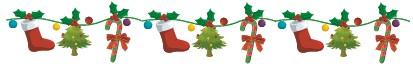 クリスマス線