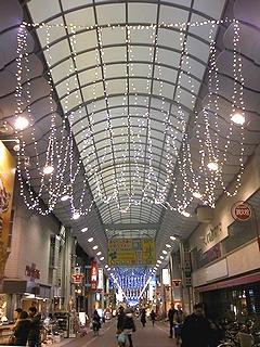 岸和田通商店街