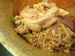 竹麺亭スープと具