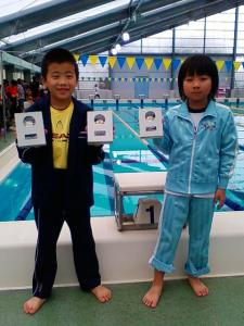 士別水泳交流会①