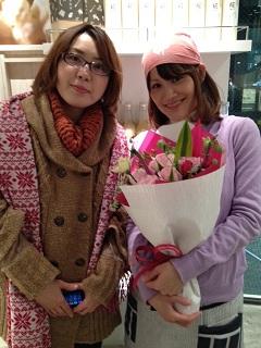 加奈子さんと山ちゃん