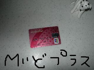 Mいどプラスカード