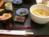 この日の夕食!