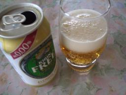 ビールの代わりに・・・