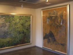 絵画展示2