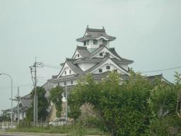 お城の建物