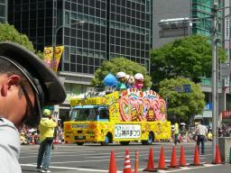 ゆるキャラパレード1