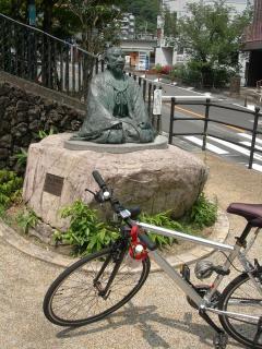 太閤さんとサイクロん号