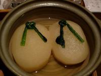 食 わらじ大根(晴朗亭) 120217_cIMG_1728