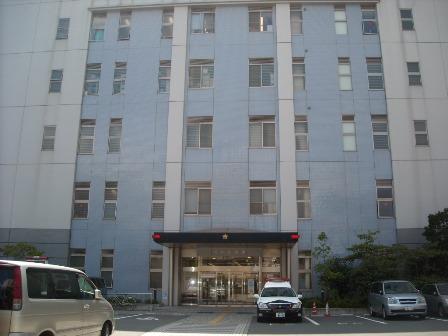 神奈川県警川崎警察署・本署