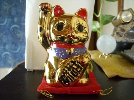 金招き猫②