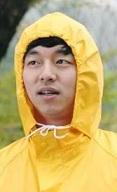 黄色の河童ヤロウ