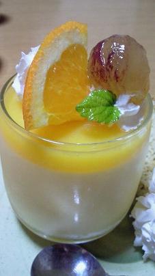 オレンジムース