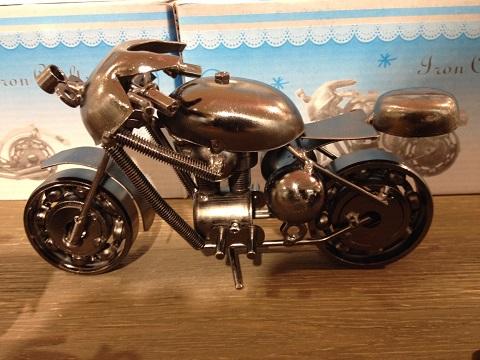陣屋鉄バイク