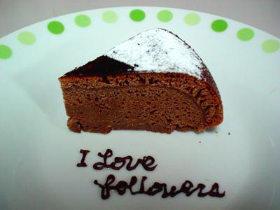 チョコレートケーキ2