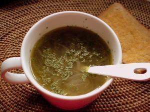レンズ豆のスープよ