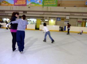 スケートりんく