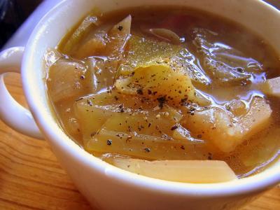 111221朝のスープ