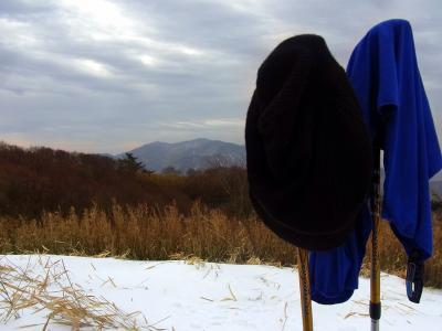 120205葛城山の山頂の景色