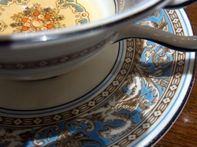 心斎橋の紅茶のお店