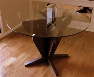 テーブルのデザイン