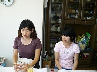韓国の大学生