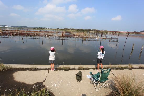 003魚釣り