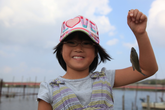 017魚釣り
