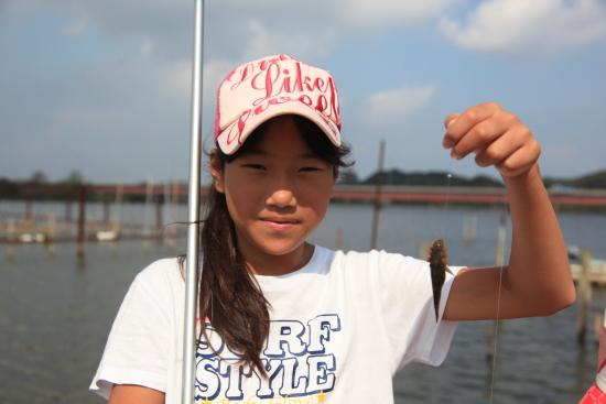 016魚釣り