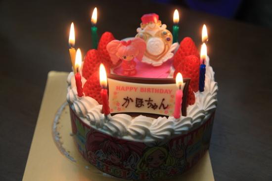花歩8歳誕生日 008