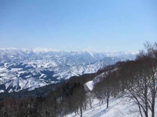 野沢高原スキー場 008