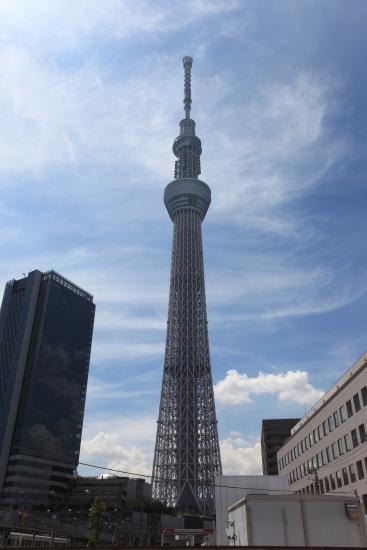 東京スカイツリー (2)