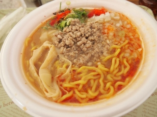 我流麺舞 飛燕 × 麺匠 真武咲弥