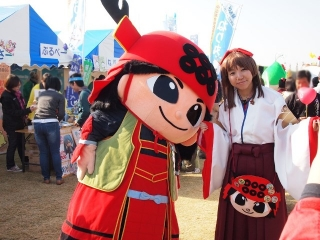 ゆるキャラさみっとin羽生2013 (5)