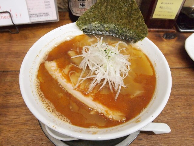 麺家 ゐをり (9)
