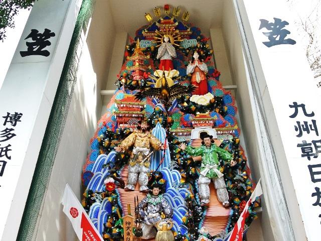 櫛田神社 (2)