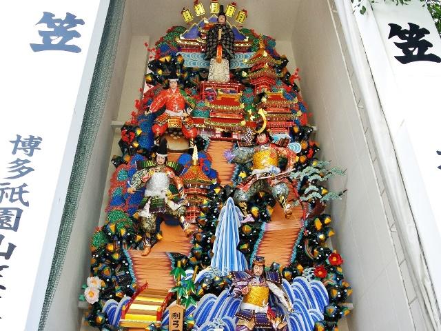 櫛田神社 (3)