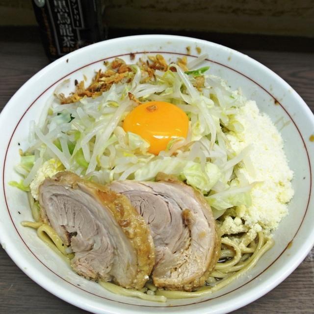 ラーメン二郎 横浜関内店 (1)