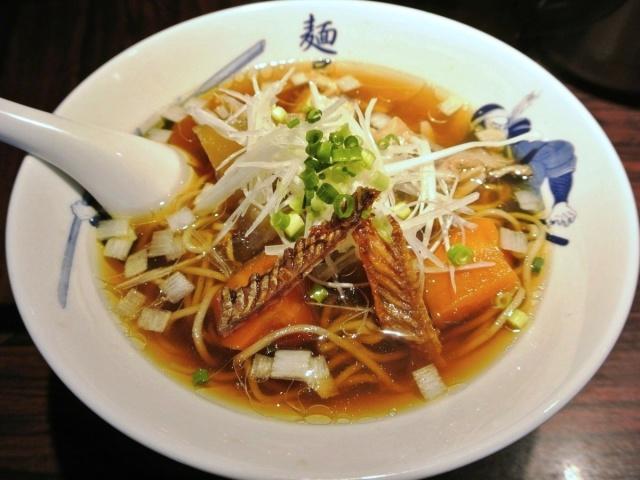 麺屋武蔵 武骨 (9)