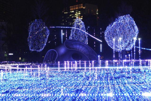 東京ミッドタウン (6)