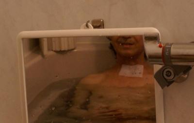 入浴ミラー