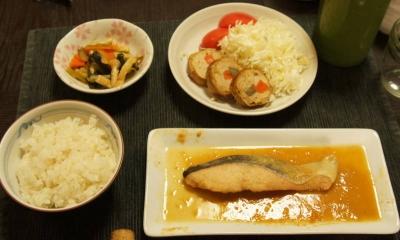 食事r療法晩ご飯